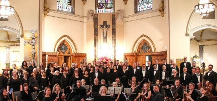 CALLING ALL SINGERS:  ANDOVER CHORAL SOCIETY