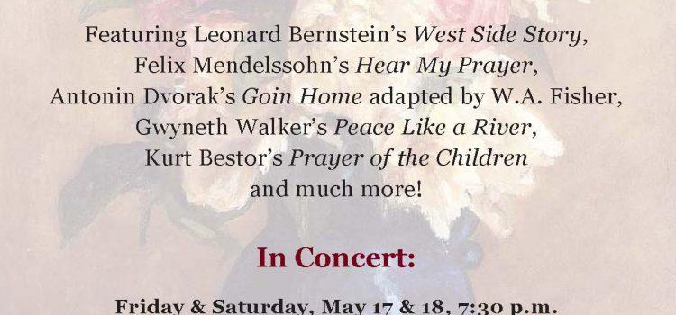 """Lexington Pops Chorus Presents """"A Musical Bouquet"""""""