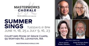 Open Sings Archives - Greater Boston Choral Consortium